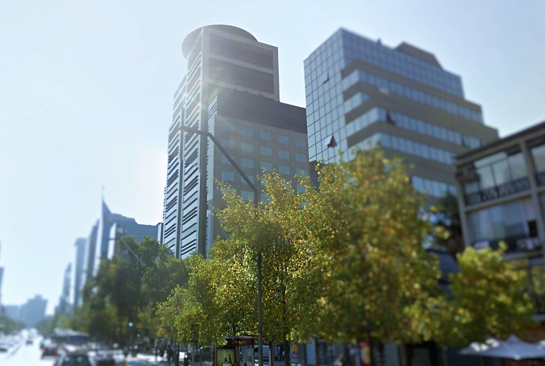 New change of headquarters in Santiago