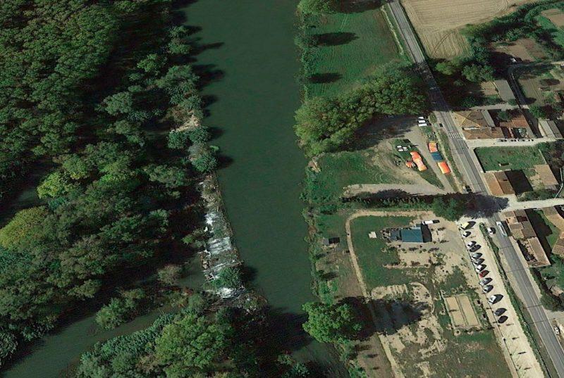 Adjudicación proyecto de acondicionamiento de  la presa de Colomers